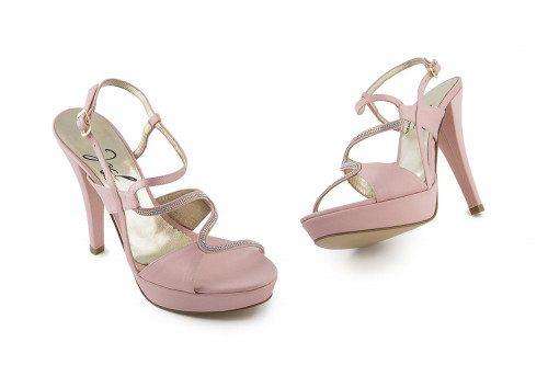 Sandalo gioiello Swarovski...