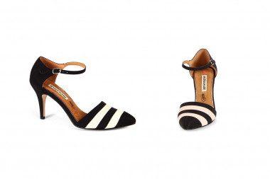 Ankle strap pump Maria Mare