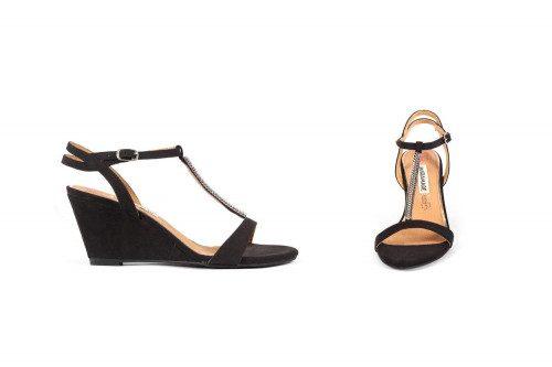 Mid wedge sandal Maria Mare