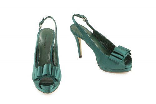 High heeled sandal Menbur