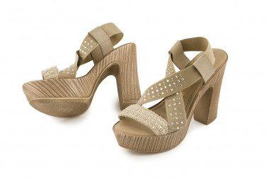 Block heel sandal Phil Gatier
