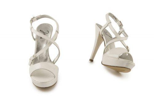 Sandalo elegante tacco...