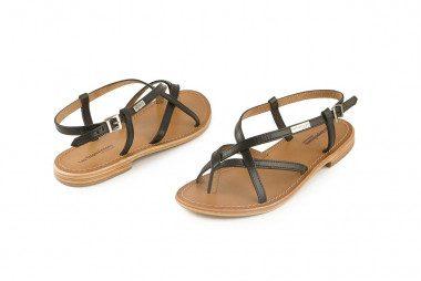 Post-toe sandal Les...