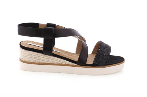 Rope mid-wedge sandal Maria...