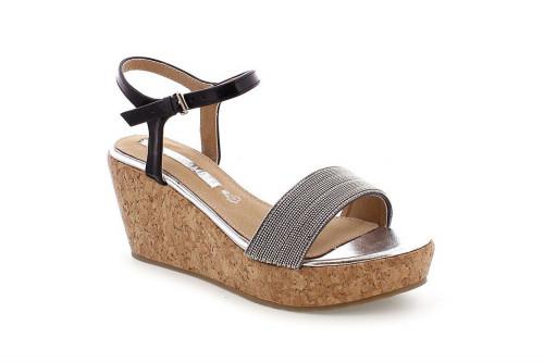 Cork wedge sandal Maria Mare