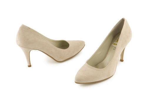 Pointed high heel pump 4 Passi