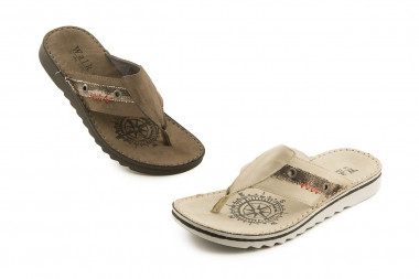 Comfy slide sandal Walk in...