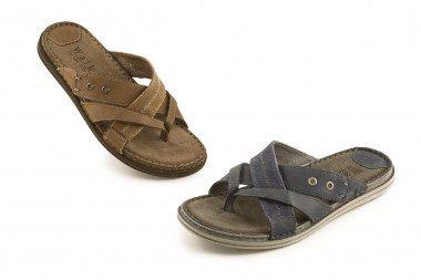 Criss cross thong sandal...