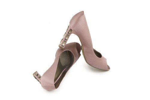 Pink pump Golden Party