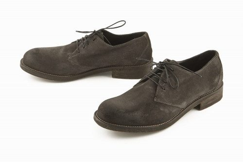 Brushed suede shoe CL Factory