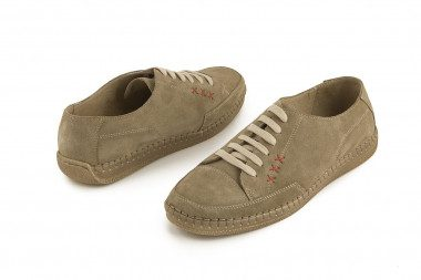 Genuine suede shoe Walk in...