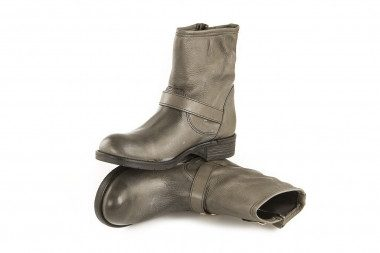 Ankle boot biker style Onakò