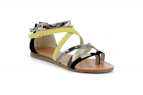 Python print thong sandal...