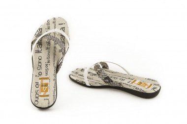 Print python low heel...