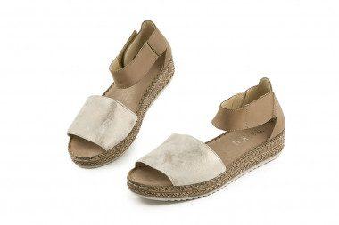 Comfy leather sandal Walk...