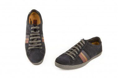 Lace up casual shoe Uomo