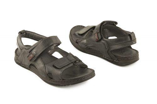 Two velcro men's sandal...
