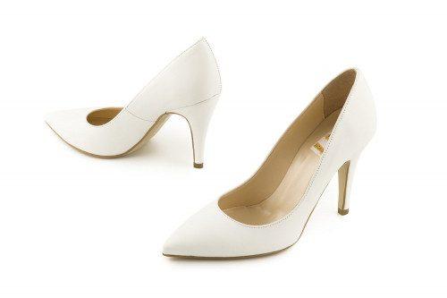 Pointed heeled genuine...
