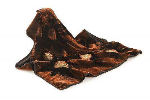 Velvet stole scarf Passigatti